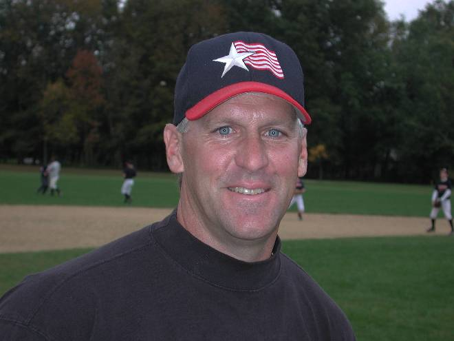 Tom Filer, Pitcher, Professional baseball pitching coach with Phillies, Select six clinic, baseball, Baseball Academy